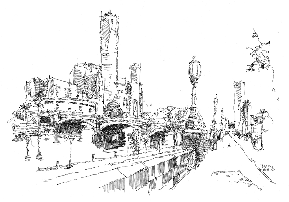 Spare_Time_Ink_Drawing_Melbourne_03