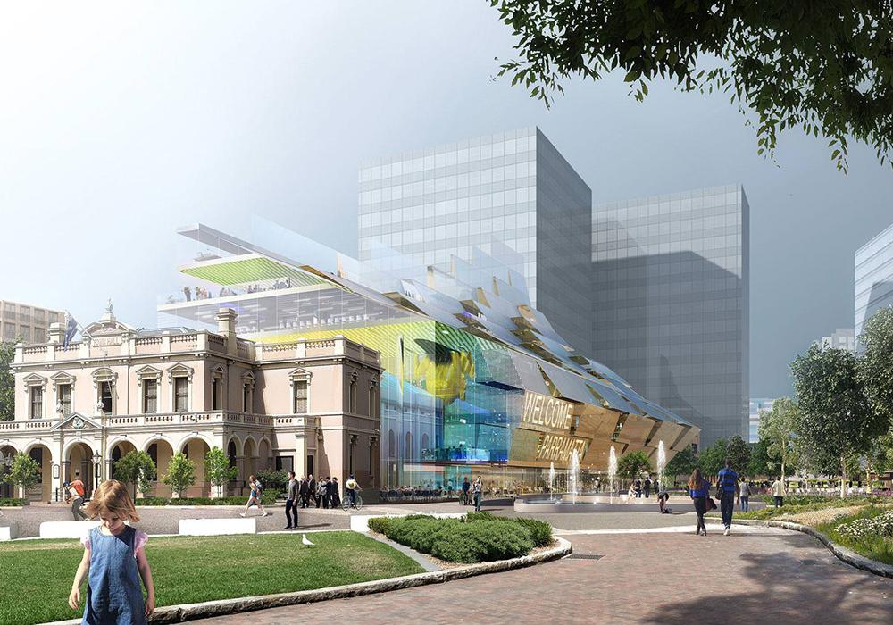 Parramatta Civic Centre