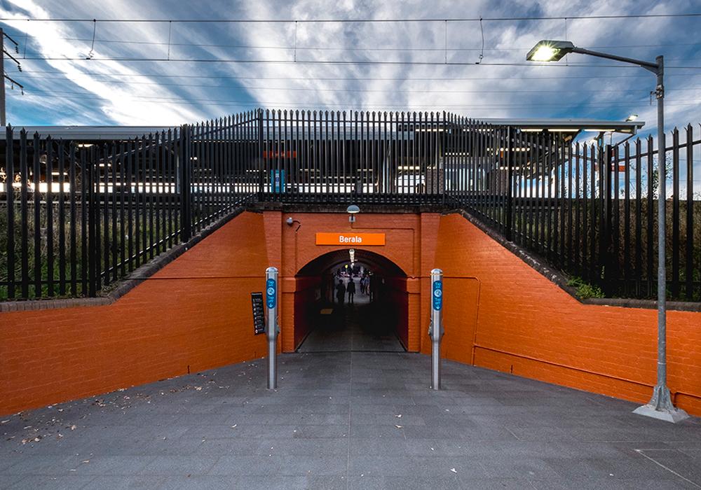 Berala Station